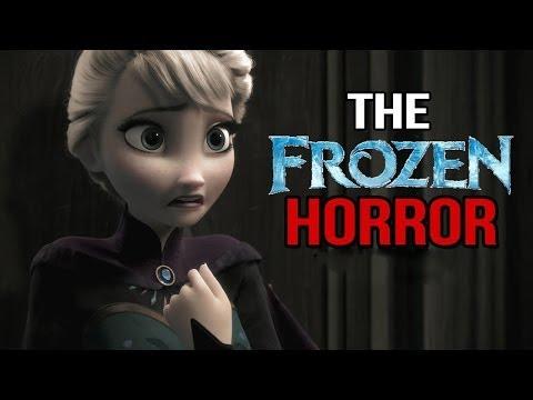 Frozen-  Phiên bản kinh dị