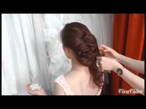Bài làm tóc Cô Dâu trong ngày trọng đại