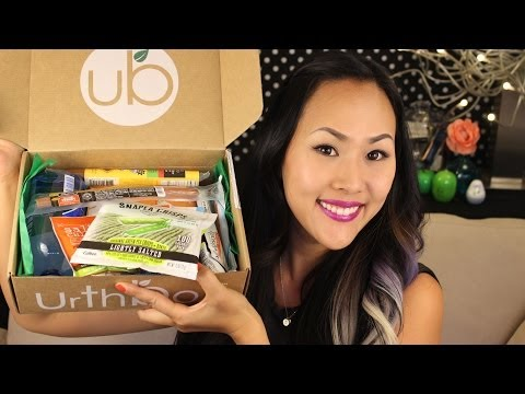 URTHBOX: Healthy Food, Snacks, Drinks | Classic, Vegan, Gluten Free or Diet!