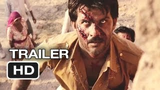 The Dead 2: India Official Trailer 1 (2013) Zombie