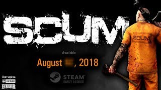 SCUM - Early Access Release Trailer