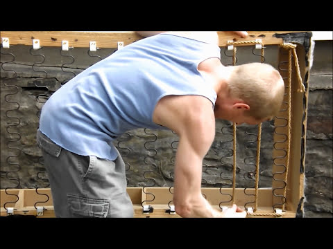DIY How To Fix And Repair A Sagging Sofa or Couch. Best Way, Step By Step Tutorial.Free