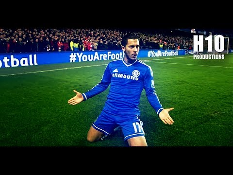 Eden Hazard 2013/2014 ► The Belgian Magician | Amazing Goals, Skills & Assists | HD