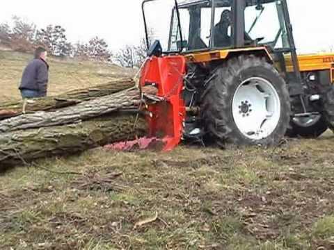 Treuil manuel forestier