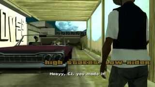 GTA Minimal Skills 11 San Andreas (Cesar Mission 1