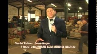 Produtores rurais de Pouso Alegre temem pela a��o de despejo na Ceasa