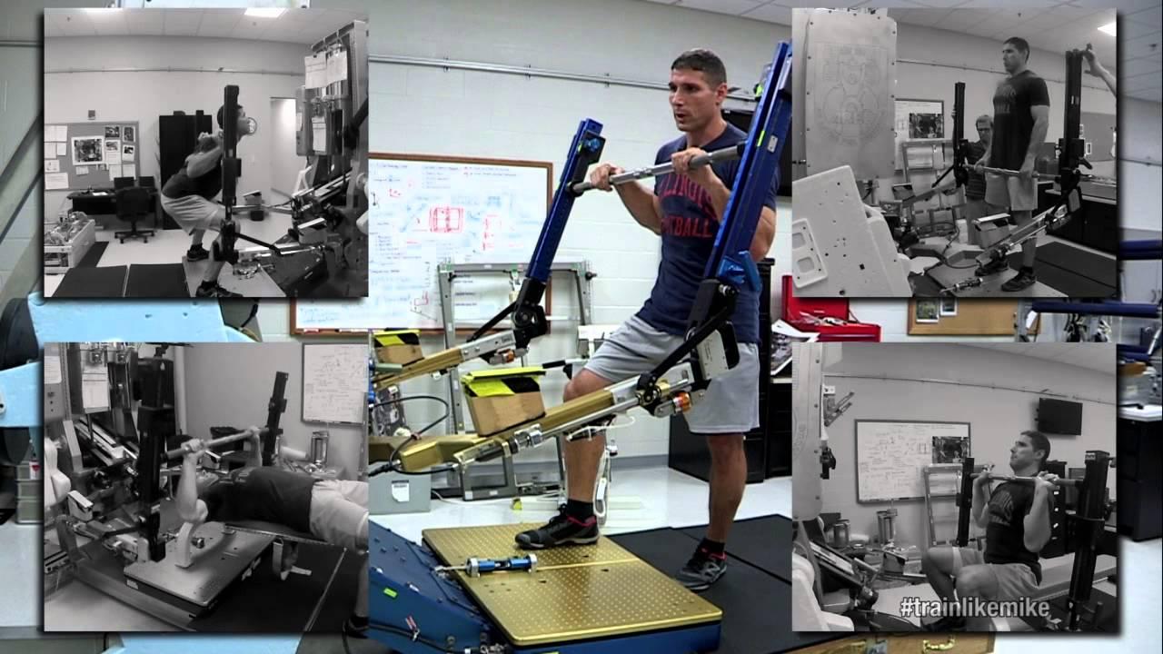 astronaut exercise weight - photo #18