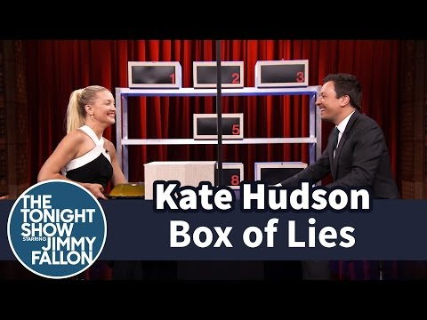 Box of Lies with Kate Hudson -- Part 2