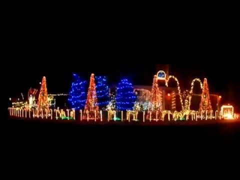 Ngôi nhà giáng sinh hoành tráng
