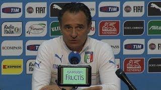 "Prandelli: ""Immobile-Balotelli insieme? Scelta forzata"" - Mondiali 2014"
