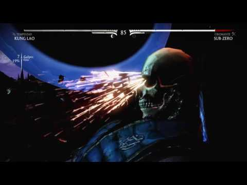 Mkx fatality 1 kung lao