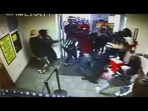 Parents Caught on Video Attacking Manager at Kids Party Place in Atlanta