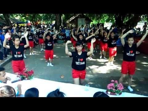 Nhảy dân vũ Việt Nam Ơi