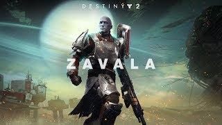 Destiny 2 - Bemutatkozik Zavala