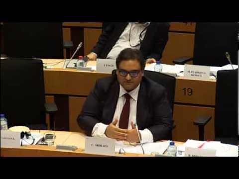 Presentation of final Draft Report on US NSA surveillance by MEP Claude Moraes