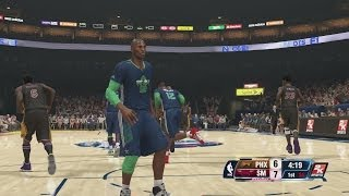 NBA 2K14 PS4 My Team Dunk Contest Winners