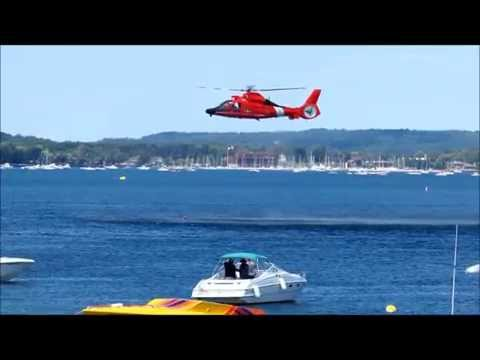 2014 Coast Guard Rescue Demo