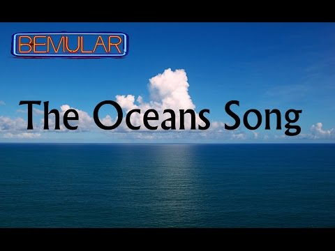 Bemular - The Oceans Song (Educational Kids Music & Video)