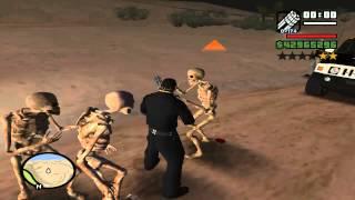 GTA San Andreas Misterios Nuevos Part. 3 (Loquendo)
