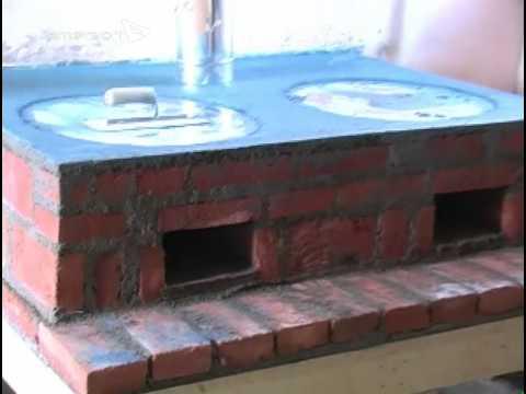 Estufas ahorradoras de leña Sierra Tarahumara