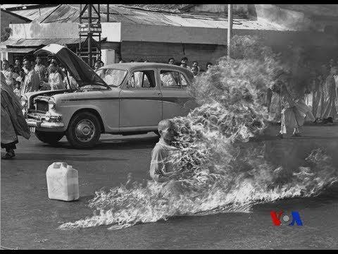Sự kiện Hòa thượng Thích Quảng Ðức tự thiêu: 50 năm nhìn lại