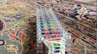 How To Make The Rainbow Loom Sailors Pinstripe