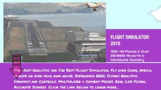 Flight Games 2015 [Free Flight Simulator 2015]
