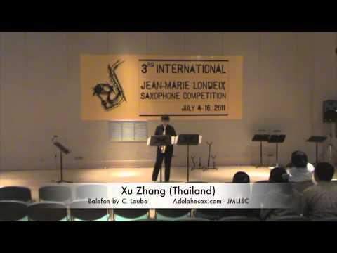Xu Zhang Thailand Balafon by C  Lauba