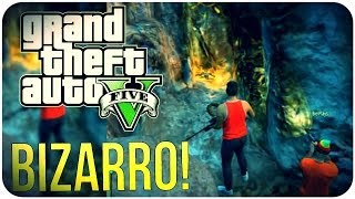MACUMBA OU ILLUMINATI? :O GTA V [EASTER EGG] #5