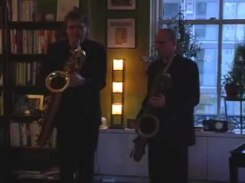 Bach Meets Bebop – Henk van Twillert and Gary Smulyan