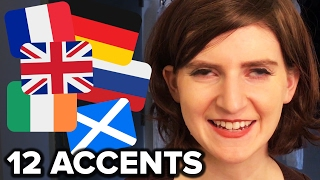 How To Do 12 Different Accents