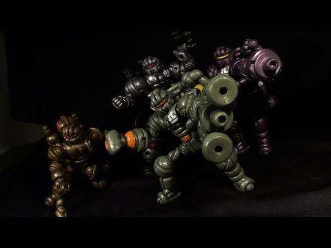 Glyos (Buildmen, Phaseons, Wheels) - Vangelus Review 140-B