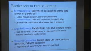 Carnegie Mellon - Computer Architecture 2013 - Onur Mutlu - Lecture 30B - Multiprocessors