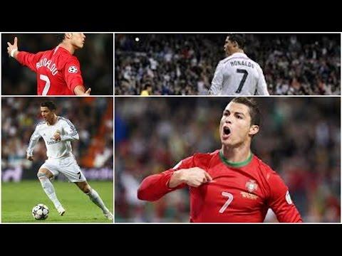 Cristiano Ronaldo Skills - Những pha bóng kỹ thuật và đẳng cấp nhất