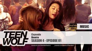 Deorro - Cayendo   Teen Wolf 4x01 Music [HD]