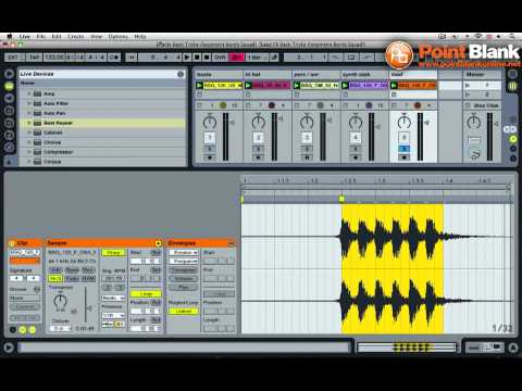 Ableton Live Tutorial - Effect Rack Tricks