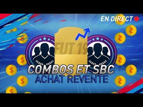 FIFA 19-SBC HALLOWEEN + PACK OPENING + ACHAT REVENTE
