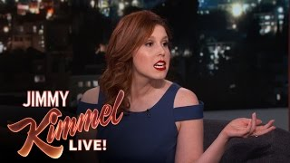 Vanessa Bayer: Cast of Friends Impressions