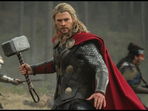 Thor: The Dark World trailer UK -- Official Marvel | HD, The first official trailer for Thor: The Dark World - in UK cinemas Oct 30. The sequel to Marvel's Thor, starring Chris Hemsworth, Natalie Portman, Tom Hiddl...