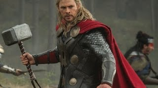 Thor: The Dark World Teaser Trailer UK- Official Marvel
