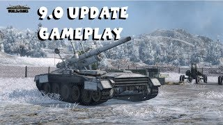 World of Tanks 9.0 Update with CoinOpTV (Free Game)