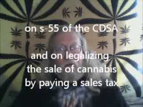 On our offer to pay Sales Tax on Cannabis