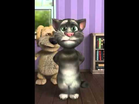 Mèo Hát Tây Du Ký - Talking Tom Hat Nhac Che