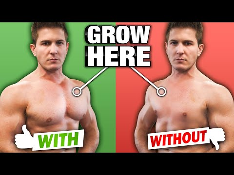 Increase Your Chest Size & Strength NATURALLY in 7 Days!