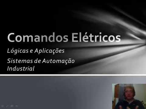 #1 - COMANDOS ELETRICOS - LOGICA SIM