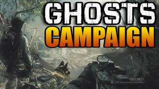 Call of Duty: Ghosts EASTER EGG Campaign Features (COD Ghost Interactive Singleplayer Mode)
