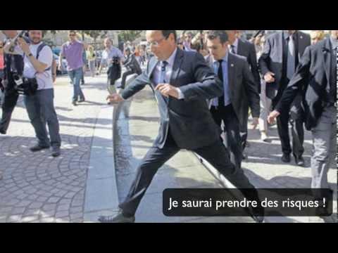 Quand je serais président, Le bêtisier de François Hollande