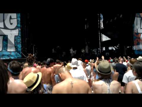 GIVERS @ Hangout Music Fest 2012