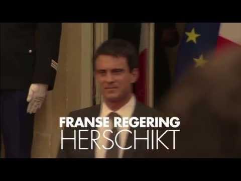 Nieuwe Franse regeringsleden bekend