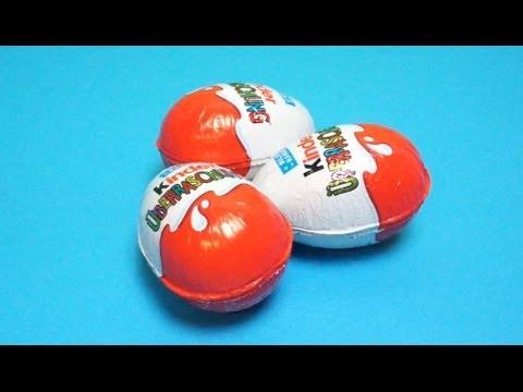 Trò chơi bóc trứng socola 2 quả trứng socola